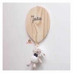 Ovelha - Bexiga - Porta de Maternidade