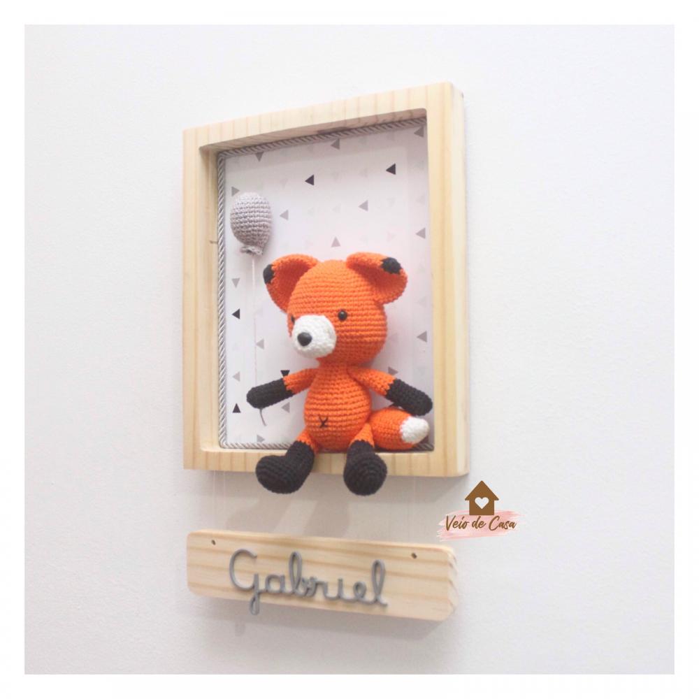 Enfeite Porta de Maternidade - Amigurumi no Elo7 | Lolo Bunny (E08C5B) | 1000x1000