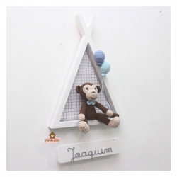 Macaco - Cabana Branca - Porta Maternidade