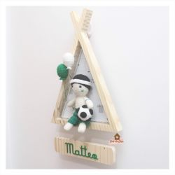 Índio - Futebol - Cabana - Porta Maternidade