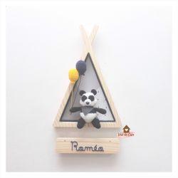 Panda - Cabana - Porta Maternidade