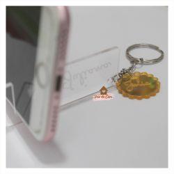Apoio de Celular - Chaveiro - Lembrancinha de Maternidade