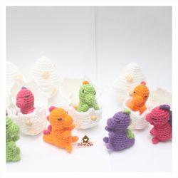 Mini Dino - Lembrancinha de Maternidade