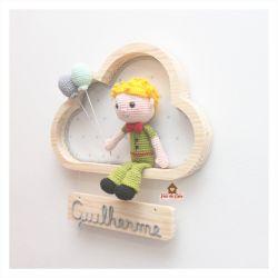 Pequeno Príncipe - Nuvem M - Porta Maternidade
