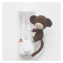 Dispenser Álcool Gel - Macaco