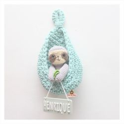 Bicho Preguiça - Porta de Maternidade